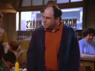 Watch George Costanza GIF on Gfycat. Discover more seinfeld GIFs on Gfycat