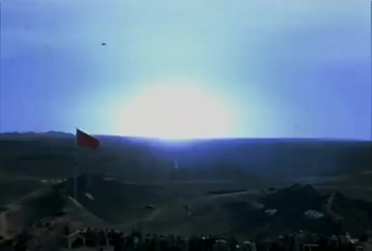 Watch Jubilant Chinese soldiers celebrate the successful test of China's first nuclear weapon, 1964 (reddit) GIF by @dziban303 on Gfycat. Discover more AtomicPorn, atomicporn, militarygfys GIFs on Gfycat