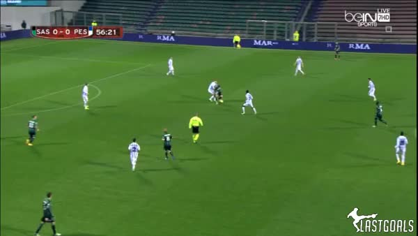 Watch and share Antonio Floro Flores Fantastic Strike Vs Pescara (reddit) GIFs by drabin650 on Gfycat