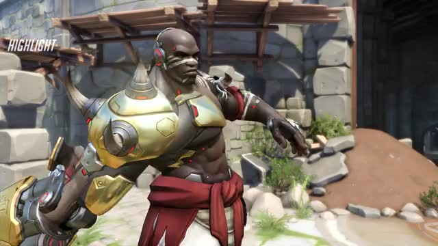 Watch and share Deadly Doomfist GIFs by keychange on Gfycat