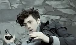 Watch and share Aaron Johnson GIFs and Chatroom GIFs on Gfycat