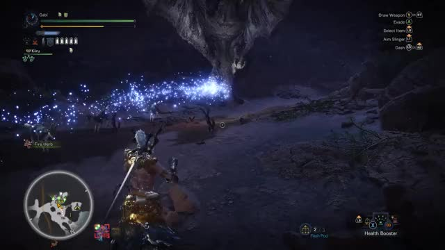 Watch and share Charge Blade Combo GIFs on Gfycat