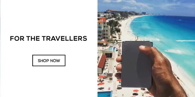 Watch travellers GIF by Manning Wodnerson (@maniwodners) on Gfycat. Discover more Best Gadgets, Creditcardwallet, aluminiumwallet, fashiontech GIFs on Gfycat