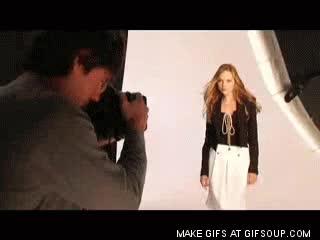 Watch and share Polina Kouklina GIFs on Gfycat