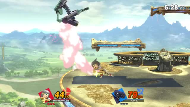 Watch and share Mii Brawler GIFs on Gfycat