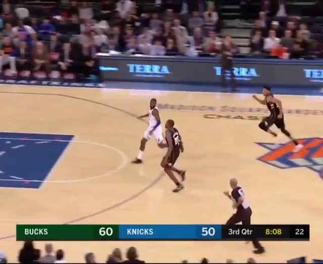 Watch and share Milwaukee Bucks GIFs and Tim Hardaway Jr GIFs by Unsurprised on Gfycat