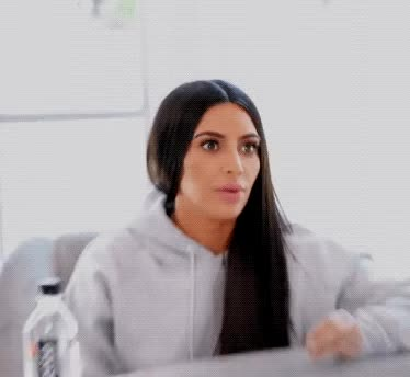 Watch and share Kim Kardashian GIFs and Shocked GIFs by Reactions on Gfycat