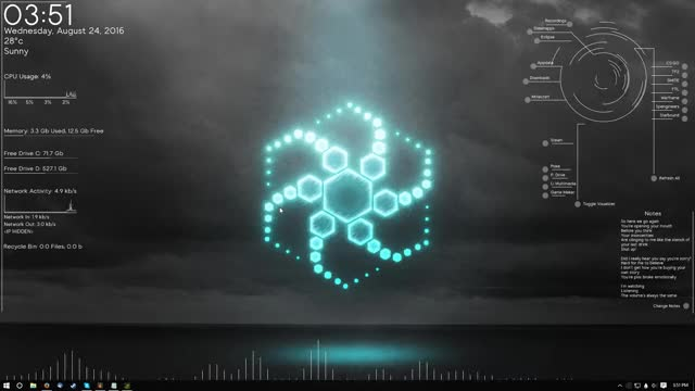 Watch Rainmeter GIF by @ocean__sunfish on Gfycat. Discover more rainmeter GIFs on Gfycat