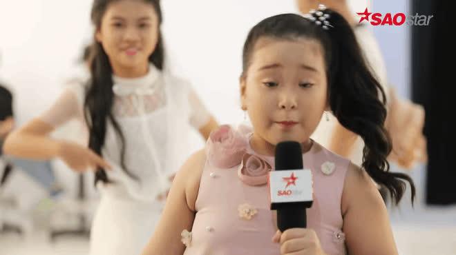 Hoài Ngọc trổ tài làm MC, hậu trường siêu nhắng của các thí sinh nhí trước thềm liveshow 5