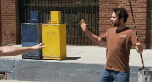 Watch and share Its Always Sunny In Philadelphia GIFs and Raise The Roof GIFs on Gfycat