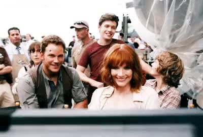Watch and share Bryce Dallas Howard GIFs and Jurassic World GIFs on Gfycat