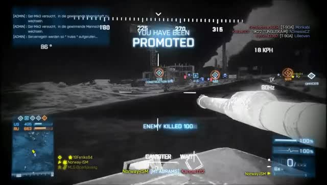 BF3   My longest SMAW hit ever GIF   Find, Make & Share
