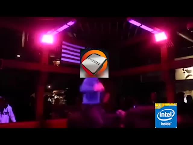 amd, intel, ryzen, AMD Ryzen vs Intel GIFs