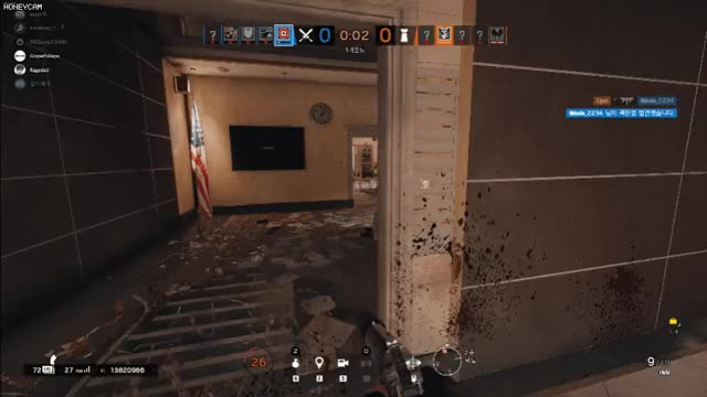 Watch and share Rainbow Six Sige GIFs and Game GIFs by godsnow123 on Gfycat