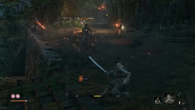 Watch and share Sekiro Is Cool GIFs by ruggoe on Gfycat