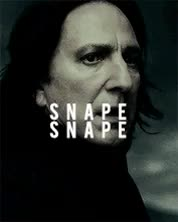Watch and share See Slughhorn GIFs and Severus Snape GIFs on Gfycat