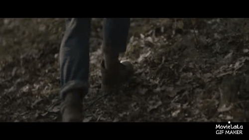gifsthatkeepongiving, movies, speedrun, Here Alone Teaser Trailer GIFs