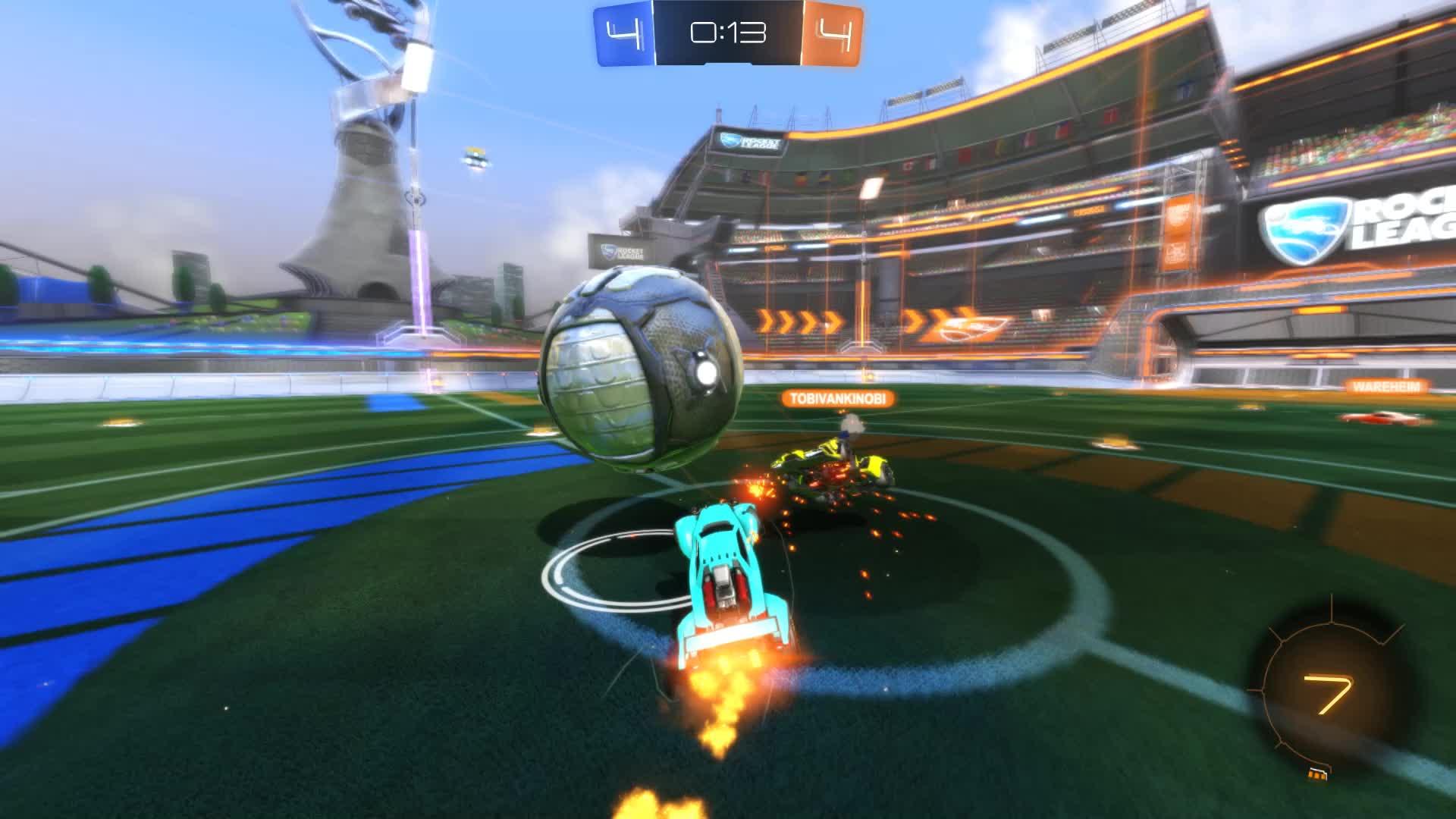 Baby Shark doo doo doo, Gif Your Game, GifYourGame, Goal, Rocket League, RocketLeague, Goal 9: Baby Shark doo doo doo GIFs