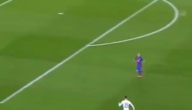 Watch and share Increible Penal Que No Le Pitaron Al PSG - Robo # 1 - Barcelona VS PSG GIFs on Gfycat