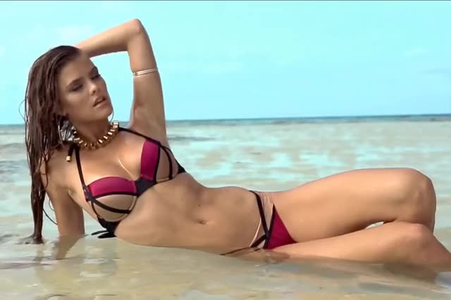 Watch and share Nina Agdal GIFs and Pose GIFs by Geez Dude on Gfycat