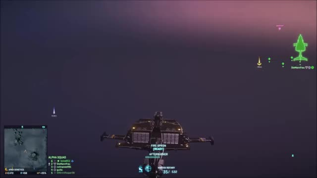 planetside 2 scythe