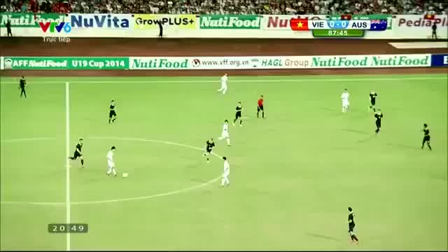 Watch and share Amazing Goal Against U19 Australia GIFs on Gfycat