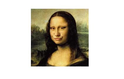 Watch and share Mona Lisa Smile animated stickers on Gfycat