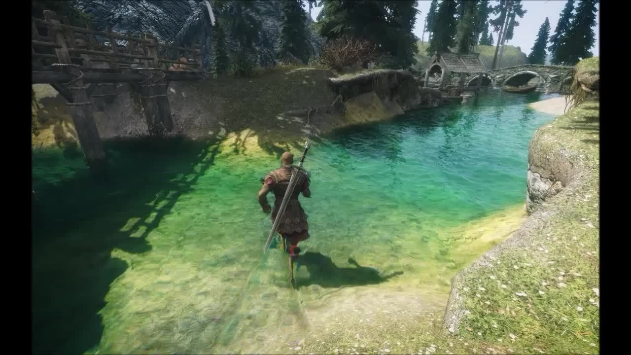 skyrimmods, Water