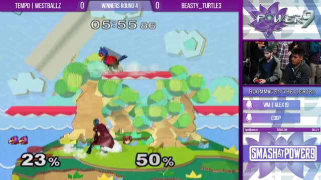 Watch S@P9 #27 ($500 Pot Bonus) ft. Westballz, Lucky, MikeHaze, Alex19, Squid, and more! GIF on Gfycat. Discover more smashgifs GIFs on Gfycat