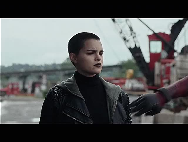 Watch and share Brianna Hildebrand GIFs and Do Not Want GIFs by The Gifs Shop on Gfycat