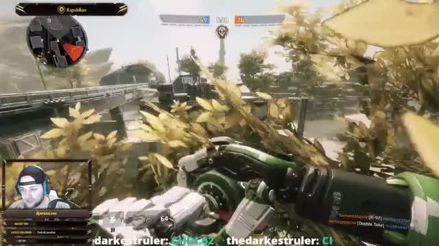 Watch and share Rapskilian Playing Titanfall 2 - Twitch Clips GIFs on Gfycat