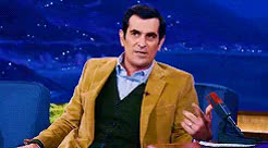 Watch Happy 47th birthday Ty Burrell! GIF on Gfycat. Discover more mine, modern family, modern family cast, phil dunphy, ty burrell GIFs on Gfycat