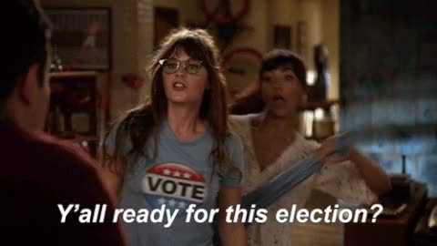 Watch this election day GIF on Gfycat. Discover more democracy, election, election day, vote, voting GIFs on Gfycat