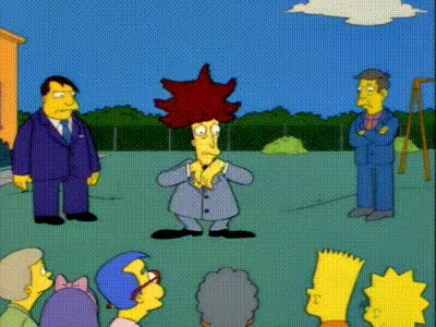 "Watch and share Clips From  ""The Simpsons - 06x05 - Sideshow Bob Roberts"" 
