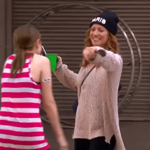 Watch AK47 AK47 GIF on Gfycat. Discover more akaz, anna kendrick, beca mitchell, bechloe, brittany snow, chloe beale, love you fucker, pitch perfect, pitch perfect 2, pp, pp2, sendrick GIFs on Gfycat