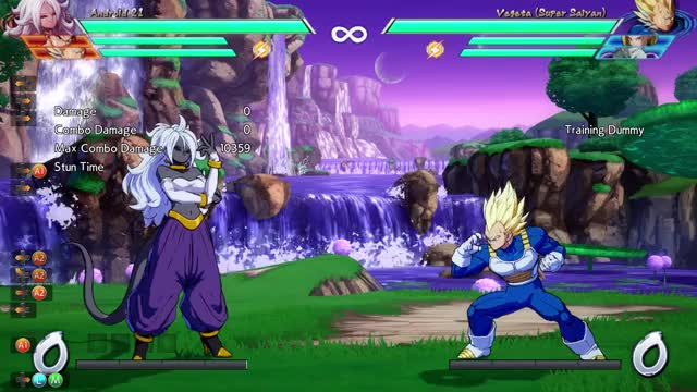 Watch and share Combo GIFs and Dbfz GIFs on Gfycat