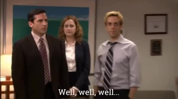 Watch and share Michael Scott GIFs and The Office GIFs by Pete Brown on Gfycat