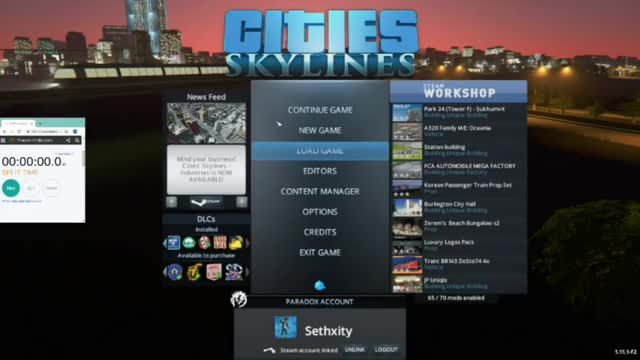 Watch Loading Cities: Skylines GIF by Sethxity (@sethxity) on Gfycat. Discover more Cities: Skylines, Game GIFs on Gfycat
