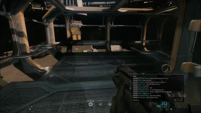 Watch Star Citizen 2.1 - Fun with Strangers! GIF by @snifflewizard on Gfycat. Discover more star citizen GIFs on Gfycat