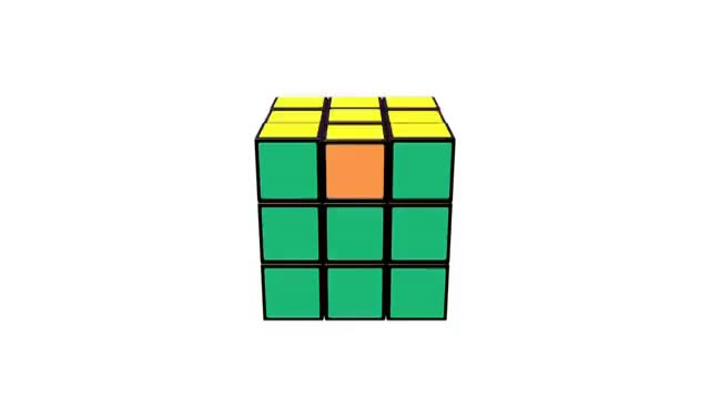 Watch and share How To Solve A Rubik's Cube | OFFICIAL TUTORIAL PART 6 GIFs on Gfycat