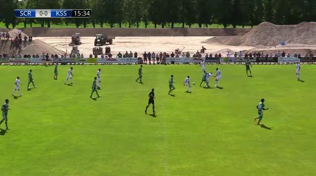 Watch and share Arase SK Rapid Wien Vs KS Samara GIFs on Gfycat
