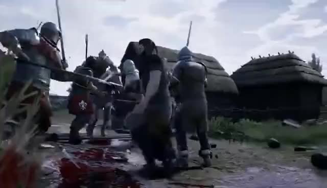 Watch Mordhau - Gameplay Trailer GIF on Gfycat. Discover more related GIFs on Gfycat