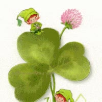 Watch and share St Patricks Day Irish Blessing Shamrock Leprechaun Green Heaven Special Day Emoticon Emoticons Animated Animation Animations Gif GIFs on Gfycat
