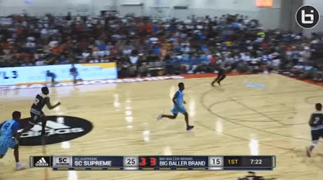 Watch and share Alley-oop To 3 GIFs on Gfycat