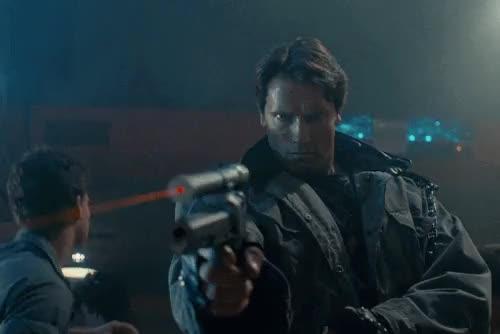 Watch The Terminator (1984) GIF on Gfycat. Discover more 1980s, 1984, arnold schwarzenegger, gif, gifset, john reese, linda hamilton, michael biehn, my gif, sarah connor, terminator, terminator gif, the terminator GIFs on Gfycat