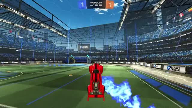 Watch and share Rocket League - First Redirect GIFs on Gfycat
