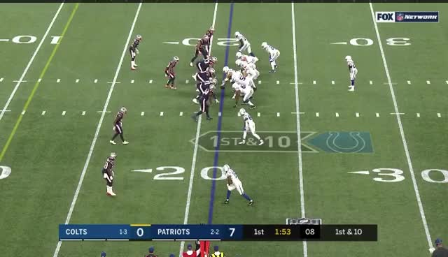 Watch 23:53 GIF by Andrew Callahan (@acallahan24) on Gfycat. Discover more Indianapolis Colts, New England Patriots, football GIFs on Gfycat