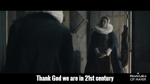 funny, movies, streetwear, Tulip Fever Trailer GIFs