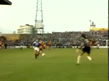 Watch and share MCCOIST - Rangers V Motherwell, 1992/93 GIFs on Gfycat