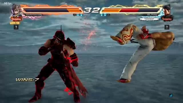 Watch and share 2keman GIFs and Tekken GIFs on Gfycat